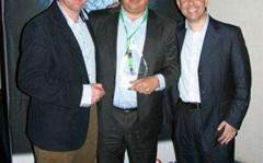 PHOTO GALLERY: Sun awarded HDS 'Partner of the Year'