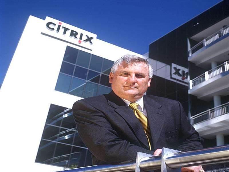 Citrix VP quits