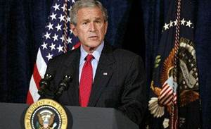 Bush signs US pre-texting law