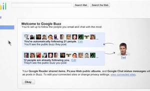 Crunch: Google Buzz special