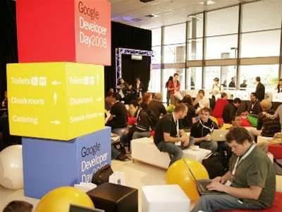 Open Internet spotlighted at Google's Developer Day