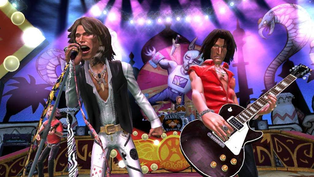 Free Aerosmith Guitar Hero 3 track for 360