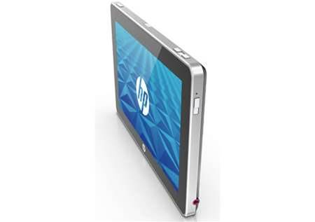 HP issues sneak peak at new Slate tablet