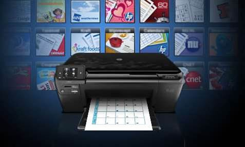 HP launches web-enabled printers, with apps and email-to-print capability