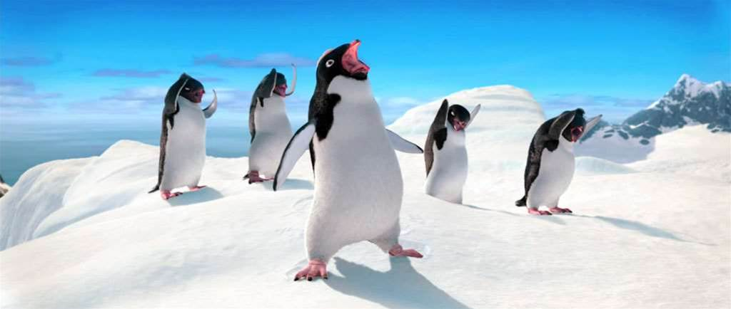 Video: Building a supercomputer for Happy Feet 2, Mad Max 4