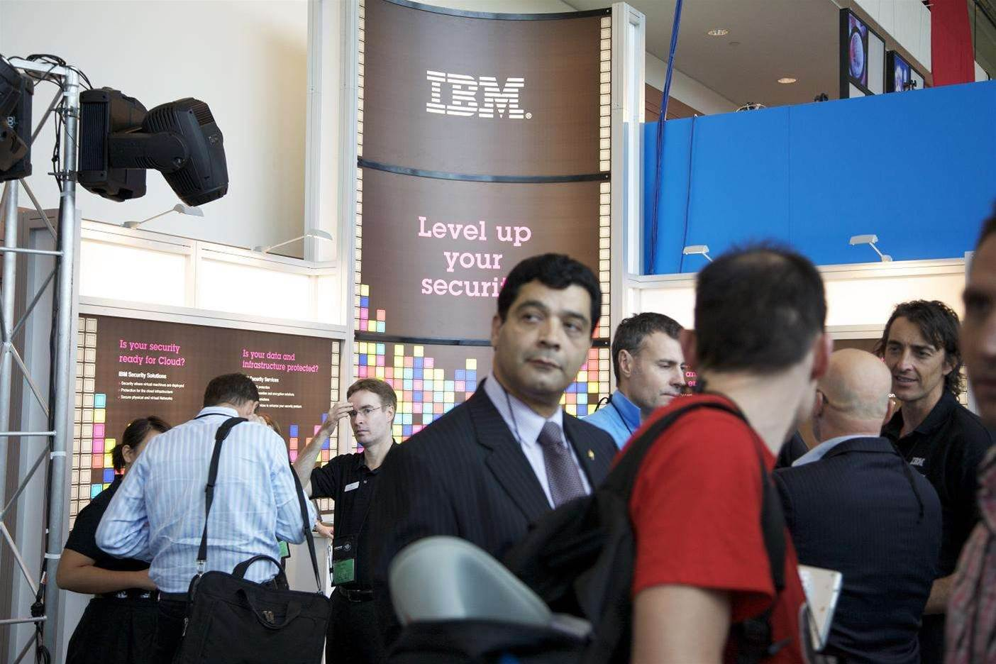 IBM unleashes virus on AusCERT delegates