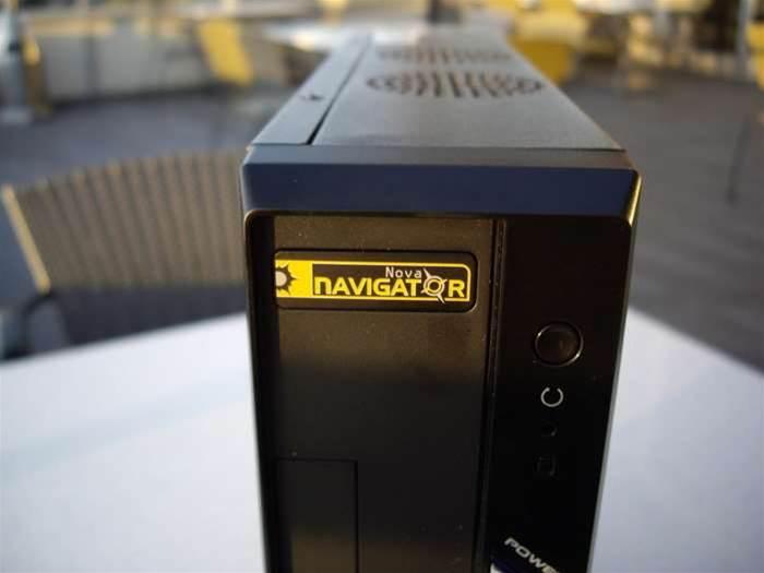 "Nova Navigator ""cloud computer"" runs Linux, Windows"