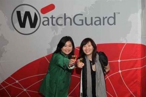 WatchGuard 2009 Partner Awards