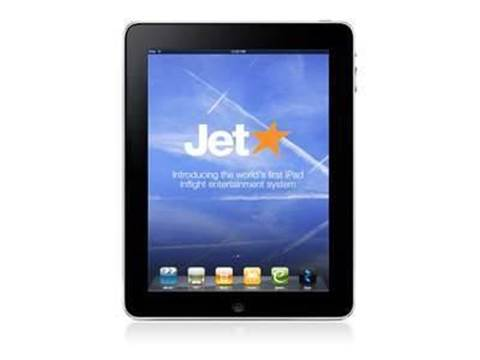 Jetstar to offer iPads in-flight