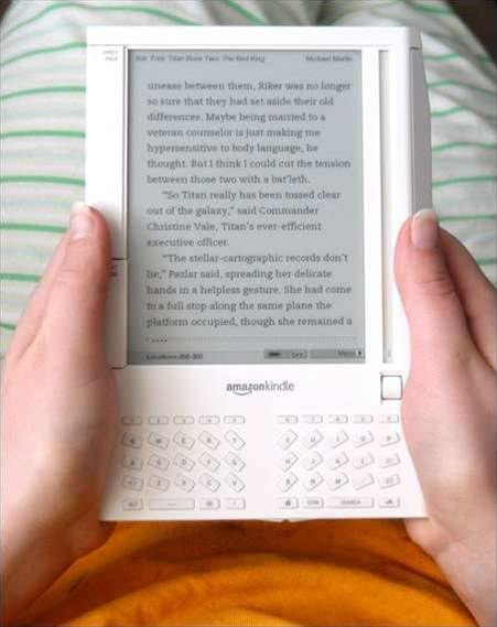 Amazon expands Kindle to the PC