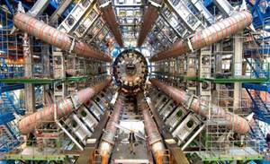Hadron Collider back online