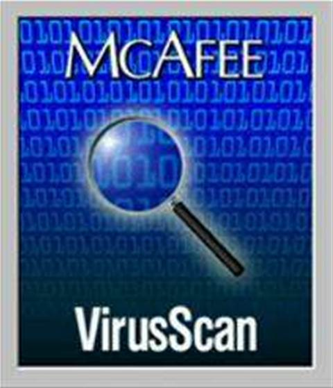 McAfee goes shopping for ScanAlert