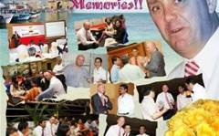 PHOTO GALLERY: Avnet's Costigan Mumbai memories