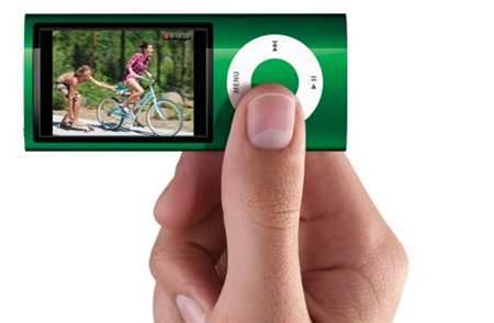 Apple overhauls iPod line
