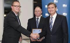 ICT Minister opens NetApp Melbourne office