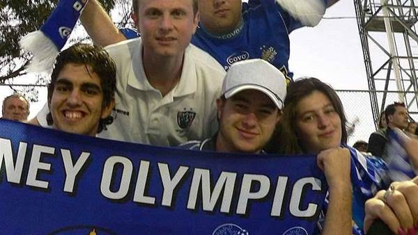 Sydney Olympic Stun Marconi