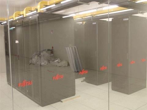 Inside Fujitsu's new tier-3 green data centre