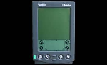 Vintage Tech: Looking back at the Palm Pilot