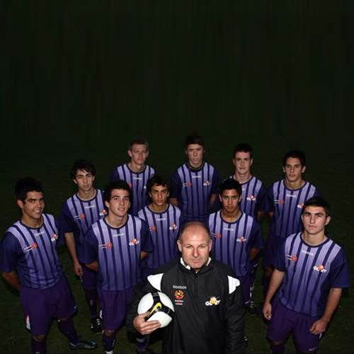 Glory's Youth Team Complete