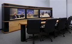 Polycom touts HD telepresence at half the bandwidth