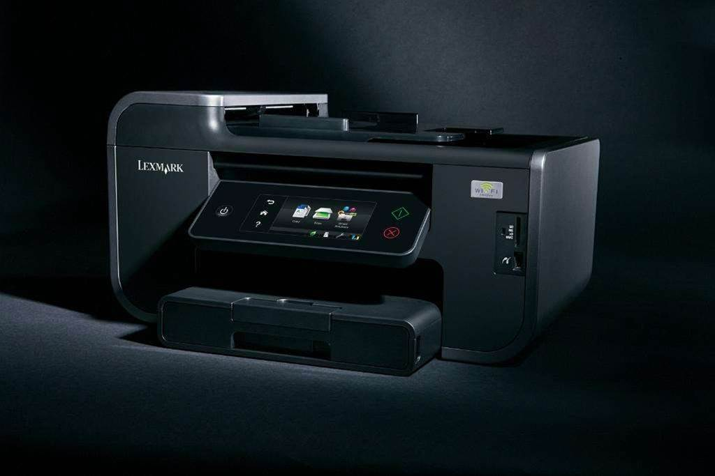 Lexmark inkjets get the iPhone makeover