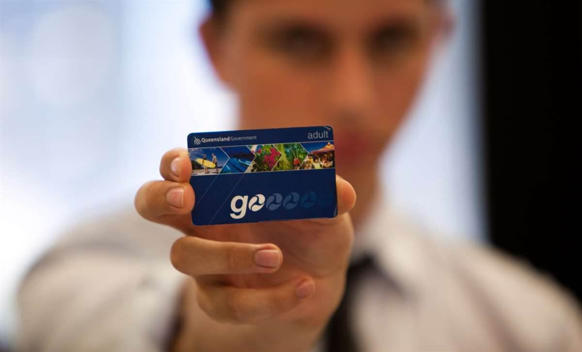 Queensland 'go' card crowned best in Australia