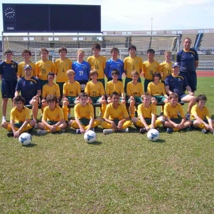Junior Socceroos Impress In Asia