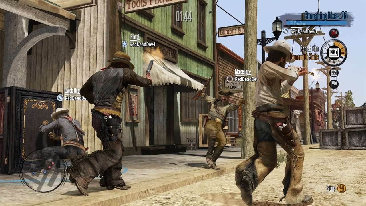 Red Dead Redemption Liars and Cheats pack available now