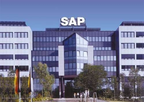 SAP says it is hurting
