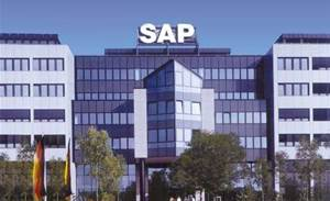 SAP back on track with storming first quarter