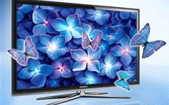 Samsung 3D TV arrives in stores this weekend