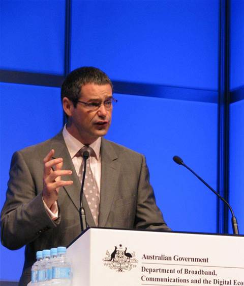 "Conroy unsold on Telstra ""erosion"" claims"