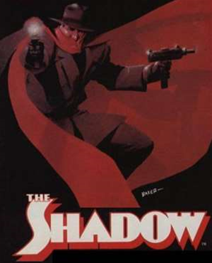 Sam Raimi tackling The Shadow?