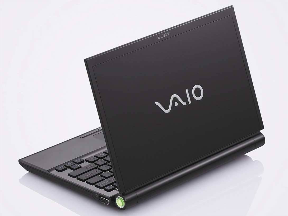 Sony issues warning about Vaio TZ series