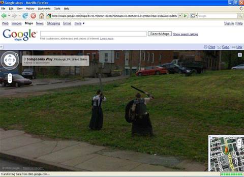 Google forced to pull UK Street View images