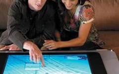PHOTO GALLERY: Microsoft Surface table demos in Sydney