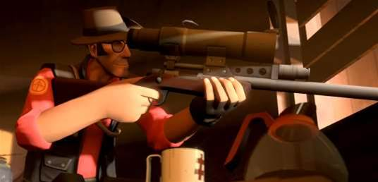 Team Fortress 2: Sniper update incoming!