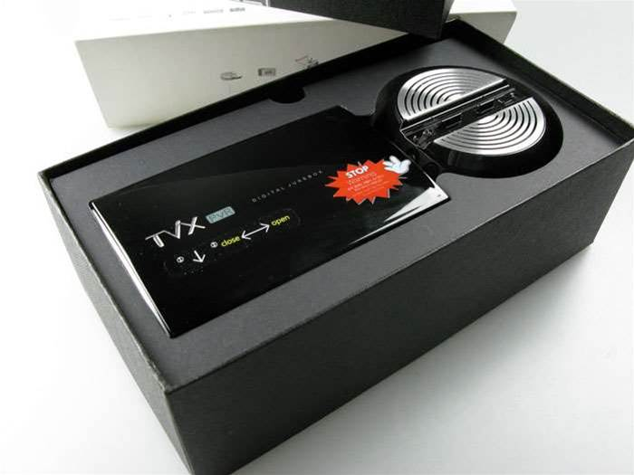 TViX-HD PVR, plays ripped Blu-Ray
