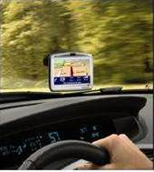 You're the voice? You could be, with TomTom