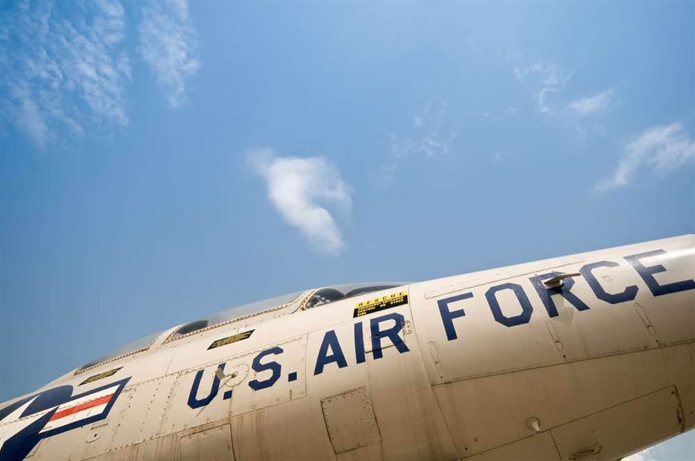 HP retains US Air Force deal