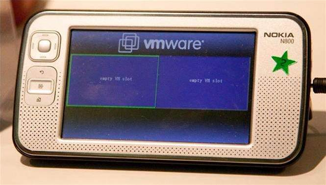 VMware wants Android apps on the iPhone
