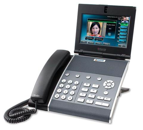 Telstra and Polycom launch video phone service