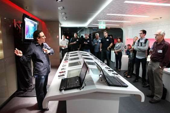 Photos: Inside Virgin Mobile's flagship Sydney store