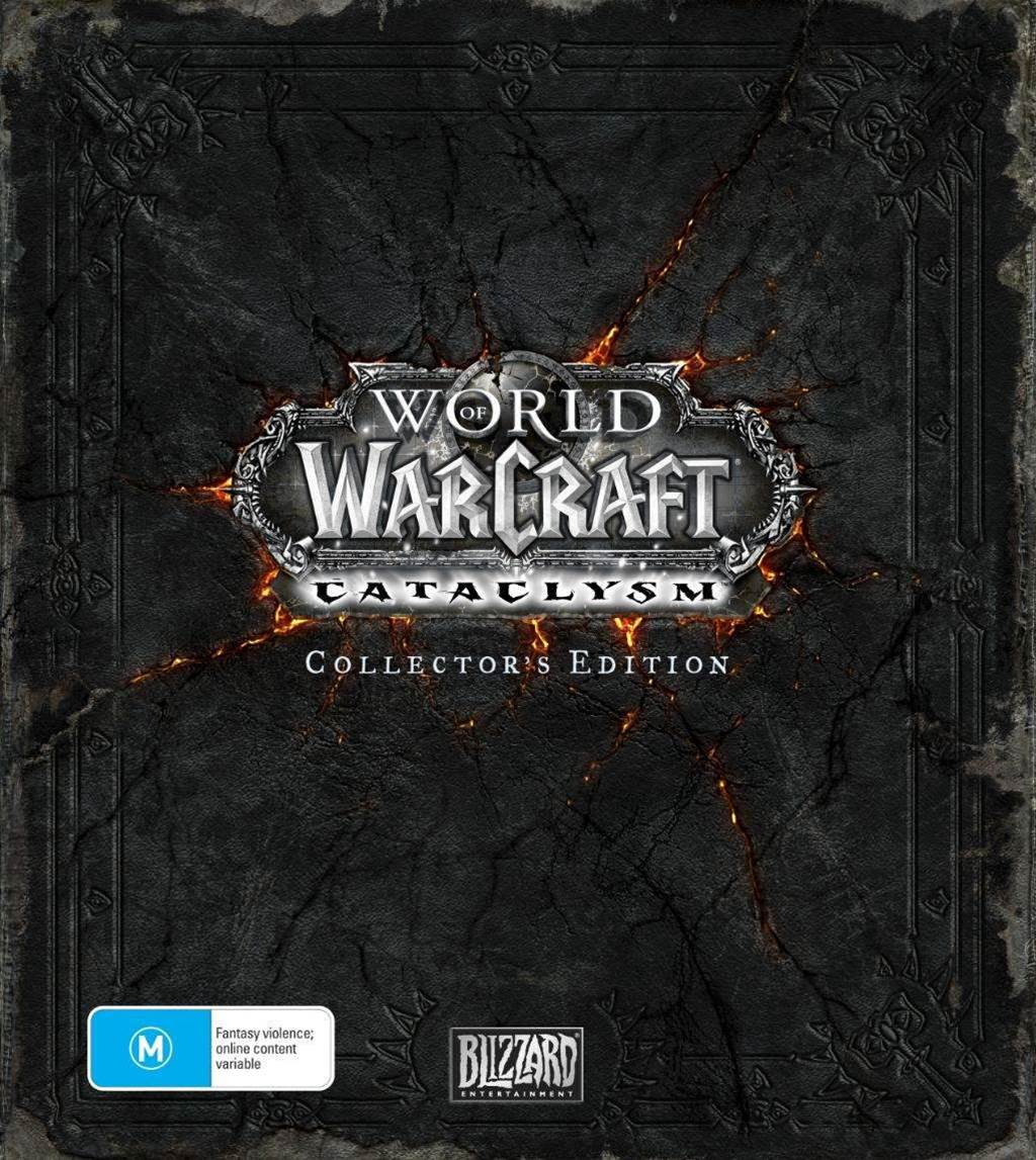 WoW players rejoice as Cataclysm Collector's Edition details arise