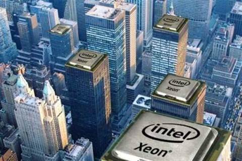 Intel launches Xeon Processor 5500 series