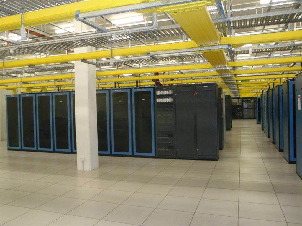 Photos: Inside the AAPT Richmond data centre