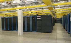 Photos: Inside the AAPT Richmond data centre