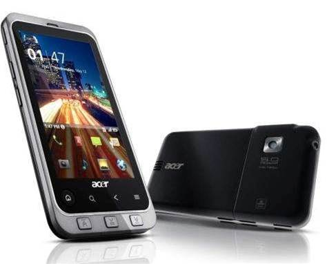 Acer to launch Stream handset in August