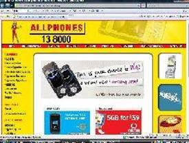 Allphones Retail investigated for alleged 'deceptive conduct'