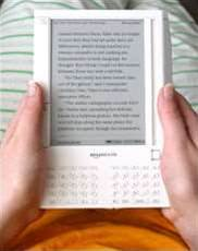 Kindle gets longer battery life and PDF reader